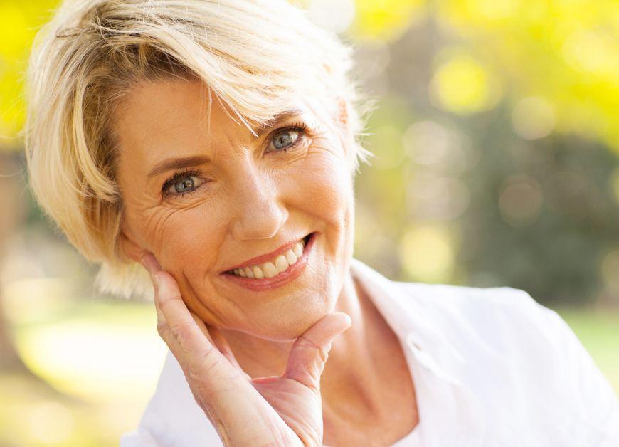 Stárnutí kůže a péče o ni