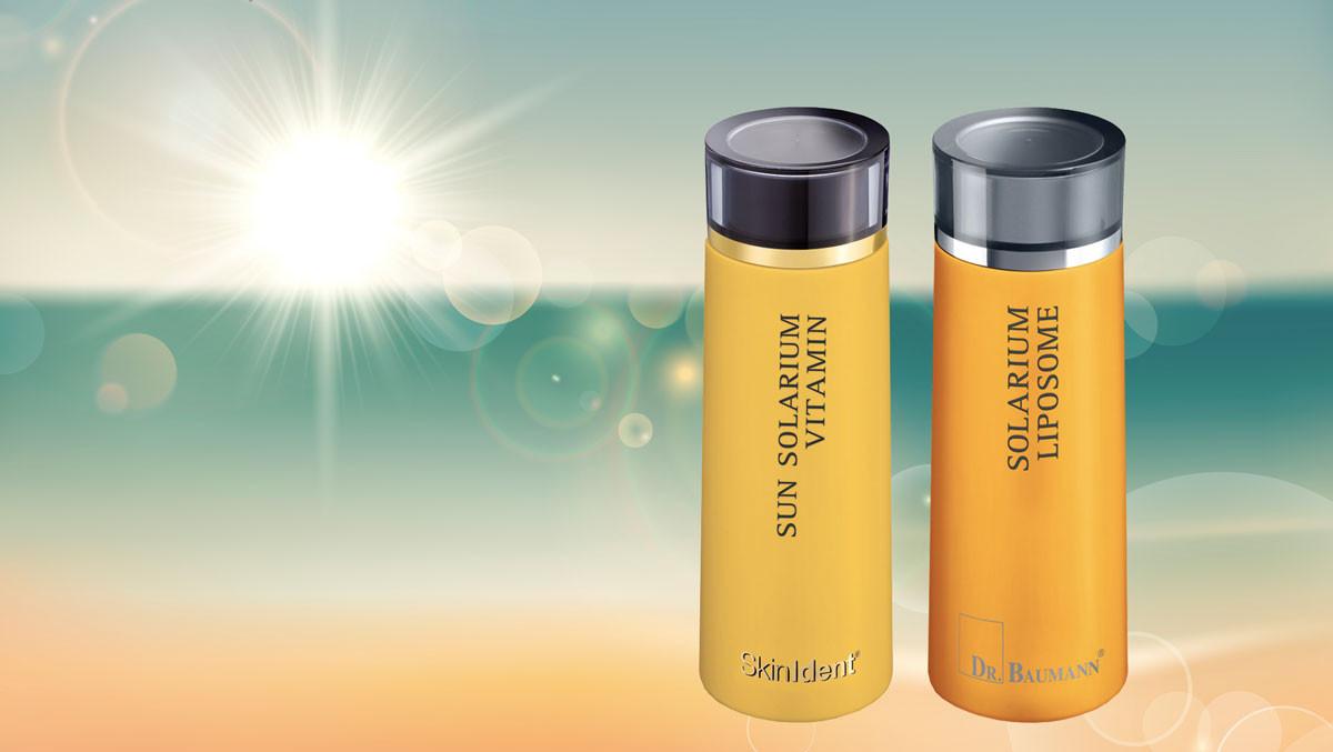 Vitaminové bomby pro přirozenou ochranu pokožky na slunci i v soláriu