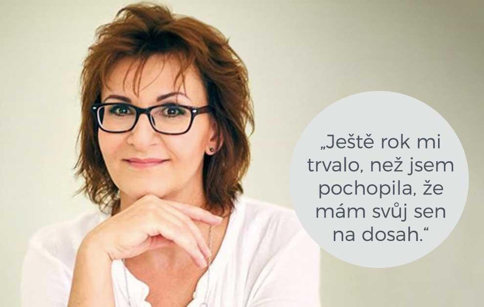 Rozhovory s profesionály: Jana Cíchová