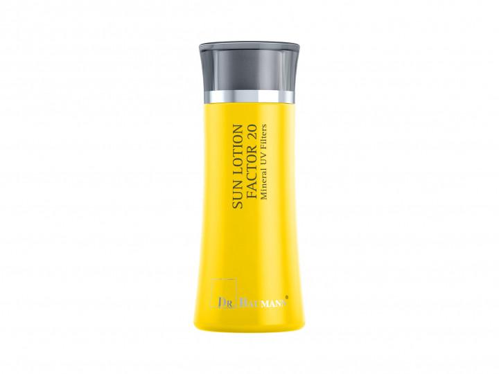 MLÉKO NA OPALOVÁNÍ Faktor 20 minerální UV filtry - cestovní balení
