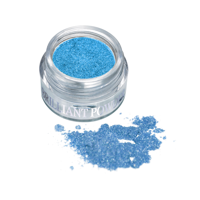 BRILANTNÍ PUDR blue