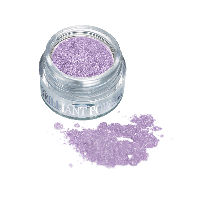 BRILANTNÍ PUDR violet