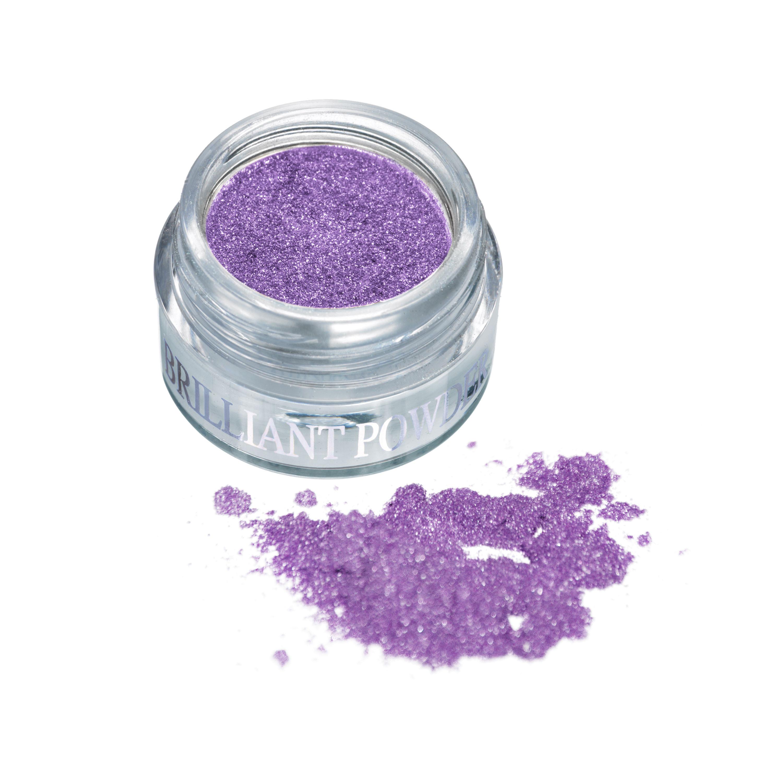 BRILANTNÍ PUDR dark-violet