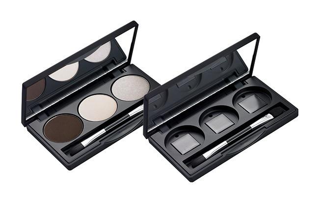 Magnetická kazeta pro 3 oční stíny